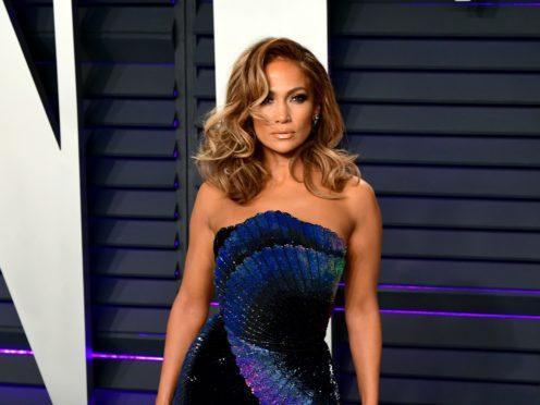 Jennifer Lopez (Ian West/PA)