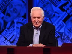 David Dimbleby (Mark Allan/Hat Trick Productions)
