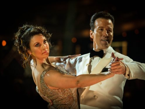 Emma Barton opens up about getting Anton Du Beke further in Strictly (Guy Levy/BBC)