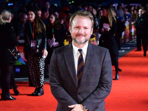 Rian Johnson (Ian West/PA)