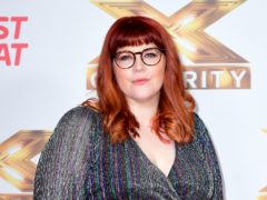 Jenny Ryan at the launch of The Factor: Celebrity (Ian West/PA)