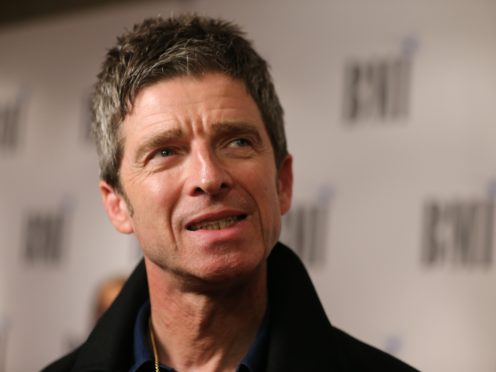 Noel Gallagher said he would not get back on stage with his 'moron' brother (Isabel Infantes/PA)