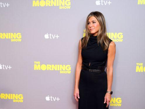 Jennifer Aniston (Ian West/PA)