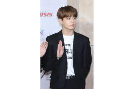 Jungkook (Cho Su-jeung/Newsis via AP)