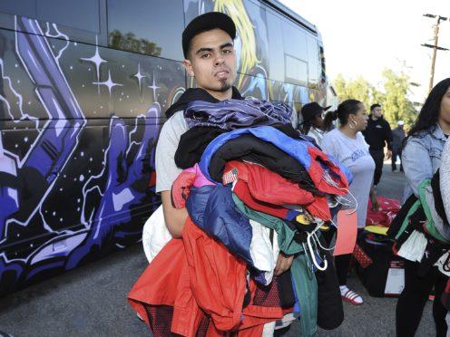 Chris Brown (Photo by Matt Sayles/Invision/AP, File)