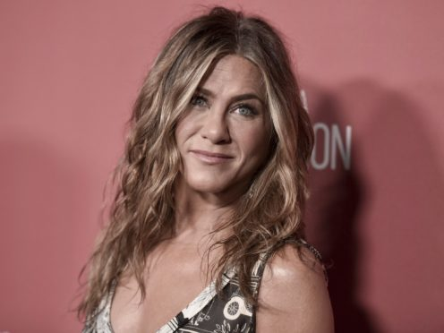 Jennifer Aniston has thanked fans after reaching 20 million Instagram followers (Richard Shotwell/Invision/AP)