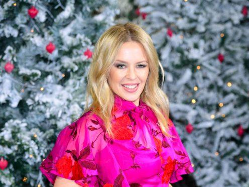 Kylie Minogue (Ian West/PA)