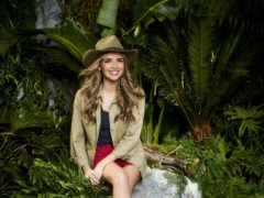 Nadine Coyle has been revealed as one of the contestants for I'm A Celebrity … Get Me Out Of Here! 2019 (ITV/PA)