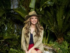 The I'm A Celebrity… Get Me Out Of Here! camp mates were treated to care packages from home thanks to the heroics of four stars (ITV Undated handout photo issued by ITV/PA)