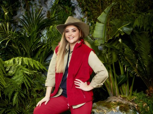Jacqueline Jossa cries after learning of her fate in I'm A Celebrity (ITV)