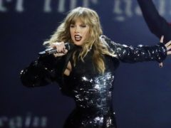 Taylor Swift has accused Scooter Braun and Scott Borchetta of blocking her from performing her old music at an upcoming awards show (Rick Scuteri/Invision/AP, File)