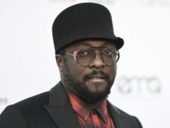 Black Eyed Peas singer will.i.am (Richard Shotwell/Invision/AP)