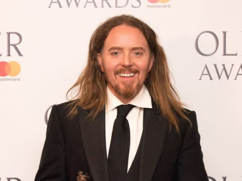 Tim Minchin said he was 'traumatised' by the experience of losing four years of work (Chris J Ratcliffe/PA)