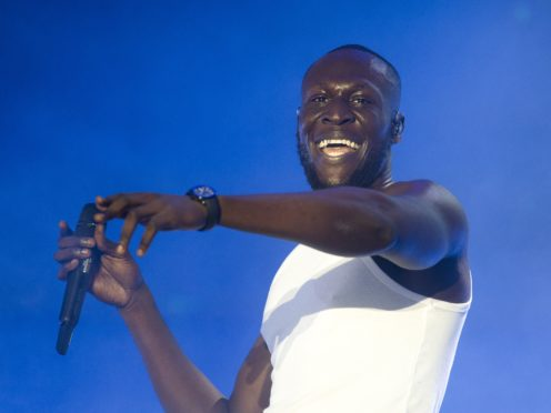 Stormzy has announced a 55-date world tour (Lesley Martin/PA)