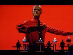 Kraftwerk (Chris Radburn/PA)