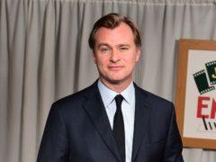 Christopher Nolan (Ian West/PA)
