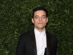 Little is known about the role Rami Malek will play in the new Bond film (Isabel Infantes/PA)