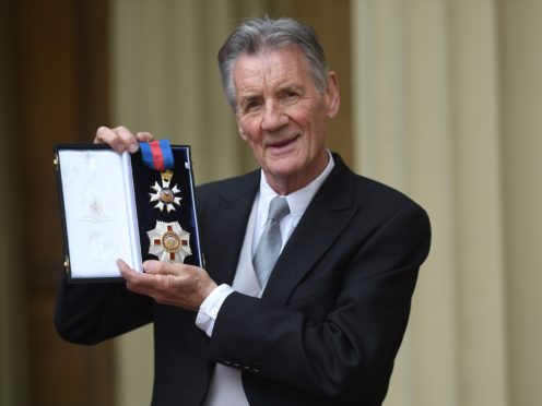 The BBC's rebooted version of Worzel Gummidge will be an 'oasis of calm' amid the hectic nature of other TV shows, star Sir Michael Palin has said (David Mirzoeff/PA)