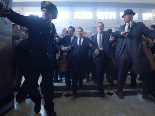 The Irishman (Niko Tavernise/Netflix)