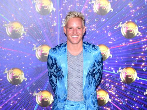 Made In Chelsea star Jamie Laing urged people to speak up if they suffer from anxiety over Christmas (Ian West/PA)