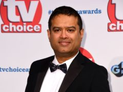 Paul Sinha was diagnosed with Parkinson's disease in May (Matt Crossick/PA)