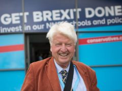 Stanley Johnson has been accused of 'talking complete rubbish' by saying female fighter pilots should not wear burkas (Stefan Rousseau/PA)