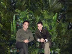 Ant and Dec presenting I'm A Celebrity (ITV)