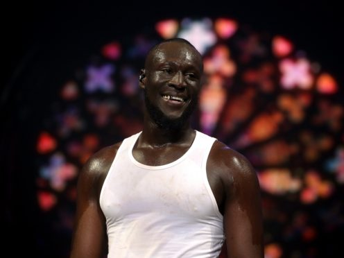 Stormzy has released a new single and accompanying music video ahead of his album launch on Friday (Isabel Infantes/PA)