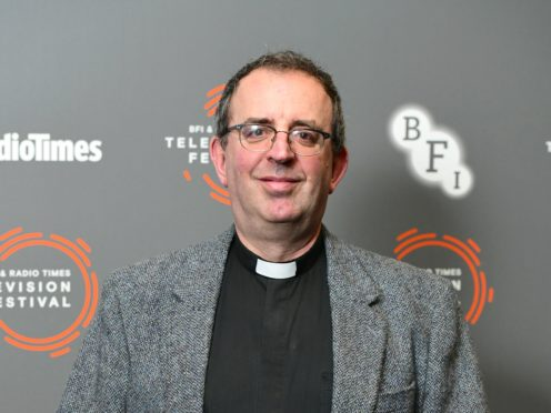 Rev Richard Coles has announced the death of his partner, Rev David Coles, after a long illness (Ian West/PA)