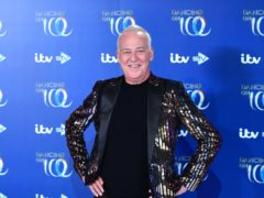 Michael Barrymore attending the launch of Dancing On Ice 2020 (Ian West/PA)