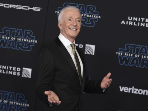 The actor who has played beloved robot C-3PO in the Star Wars films said the saga 'needed to end' (Jordan Strauss/Invision/AP)