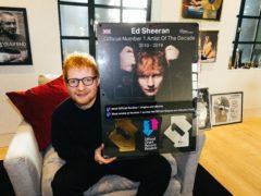 Ed Sheeran (Nic Minns)