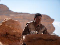 John Boyega as Finn in Star Wars: The Rise Of Skywalker (Disney)