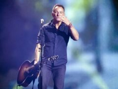 Bruce Springsteen's album topped the charts in June last year (Danny Lawson/PA)