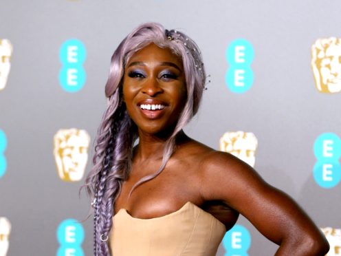 Cynthia Erivo has been shortlisted in the best actress category (Jonathan Brady/PA)