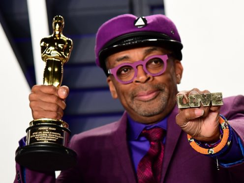 Academy Award-winning director Spike Lee has been named President of the Jury for the 2020 Cannes Film Festival (Ian West/PA
