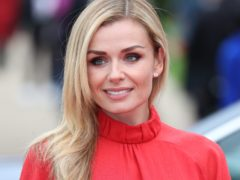 Katherine Jenkins was on her way to a rehearsal when she was attacked (PA)