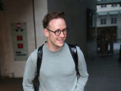 Kevin Clifton made a surprise confession (Jonathan Brady/PA)