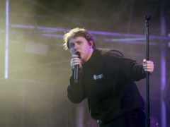Lewis Capaldi is among the nominees (Steve Parsons/PA)
