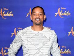 Will Smith has admitted being 'deeply insecure' about wife Jada Pinkett Smith's relationship with the late rapper Tupac Shakur (Ian West/PA)