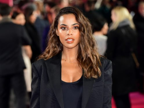Rochelle Humes (Ian West/PA)