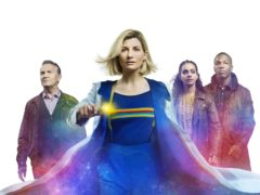 Doctor Who returns on New Year's Day (Alan Clarke/BBC)