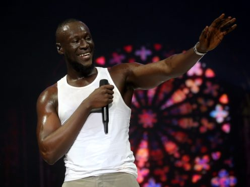 Stormzy has recalled his tough upbringing in south London and said he was a 'hood rat' (Isabel Infantes/PA)