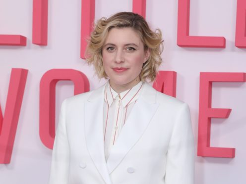 Greta Gerwig is one of just five women who have ever been nominated for a best director Oscar (Isabel Infantes/PA)