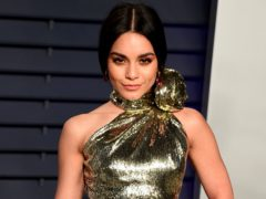 Vanessa Hudgens will be in Glasgow (Ian West/PA)