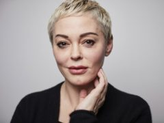 Rose McGowan has been widely criticised (Matt Licari/Invision/AP)