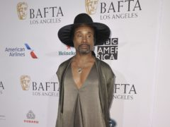 Actor Billy Porter has said he is not interested in whether a role is 'gay or straight,' only if it interests him (Richard Shotwell/Invision/AP)