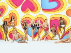 The stars of winter Love Island 2020 (Joel Anderson/ITV/PA)