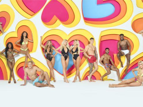 Love Island winter 2020 contestants (Joel Anderson/ITV)