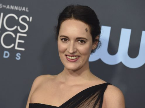 Phoebe Waller-Bridge's prolific awards season continued as she picked up the best actress in a comedy series prize for Fleabag (Jordan Strauss/Invision/AP)
